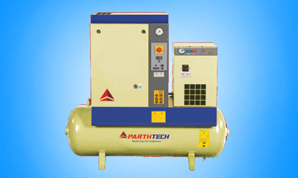 Silent Or Screw Air Compressor